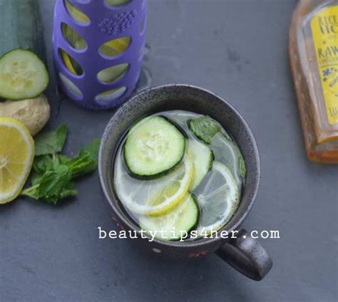 Does Distilled Water Make You Detox by Belly Slimming Detox Water Recipe