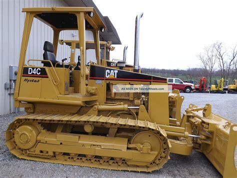 Bulldozer Cat D4c dozer 99 cat d4c iii hystat