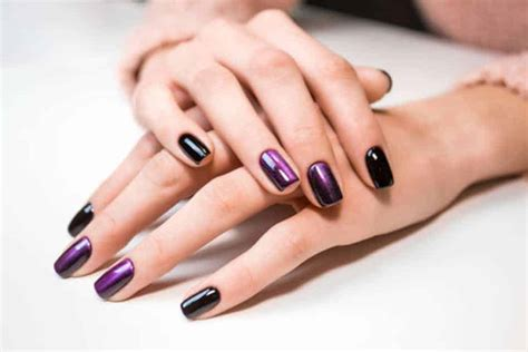 7 Disadvantages Of Acrylicuv Gel Nails by Shellac Nails Vs Gel Nails How They Differ Naildesigncode