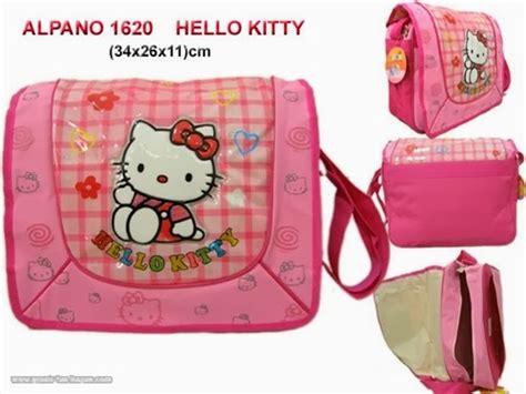 Tas Selempang Sd Import Hello tas selempang sekolah anak tk dan sd murah alpano 1620