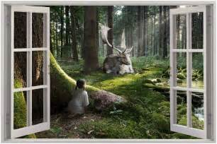 Enchanted Forest Wall Mural pics photos enchanted forest wallpaper mural