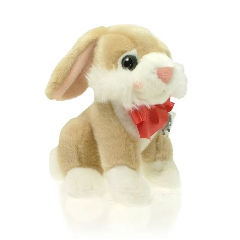 soft toy rabbit from friars uk