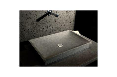 60 White Bathroom Vanity by 24 Quot Gray Granite Stone Bathroom Vessel Sink Dune