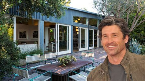 frank gehry house patrick dempsey selling his metal clad frank gehry house in malibu for 14 5m curbed la