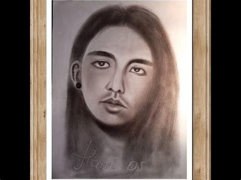 cara membuat kolase foto wajah how to draw a face sketch cara membuat sketsa wajah