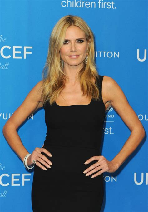 Heidi Klum by Heidi Klum 6th Biennial Unicef In Beverly 1