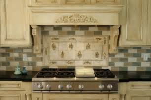 Tiled Kitchen Backsplash Kitchen Backsplash Designs Afreakatheart
