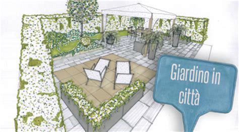 progetto terrazzo progetti di giardini terrazzo chic fai da te o quasi