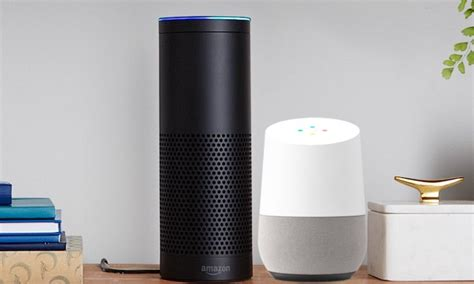 amazon echo vs google home how the smart speakers compare google home vs amazon echo google assistant takes on