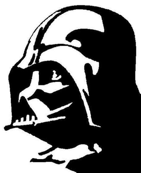 darth vader pumpkin template darth vader clipart pumpkin template pencil and in color