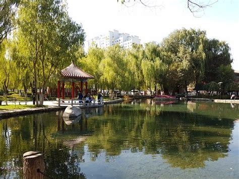 shuimogou park urumqi