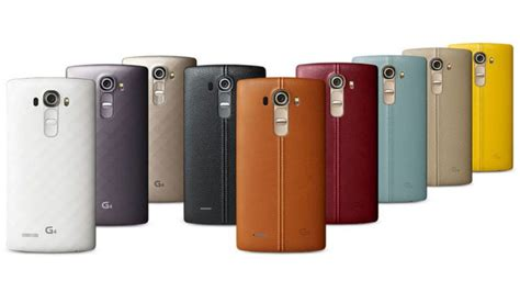 Hp Lg G4 Leather lg g4 replacement leather backs delayed mobile