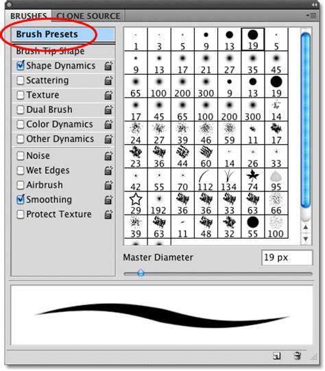 reset brush tool photoshop photoshop brushes the brush dynamics options