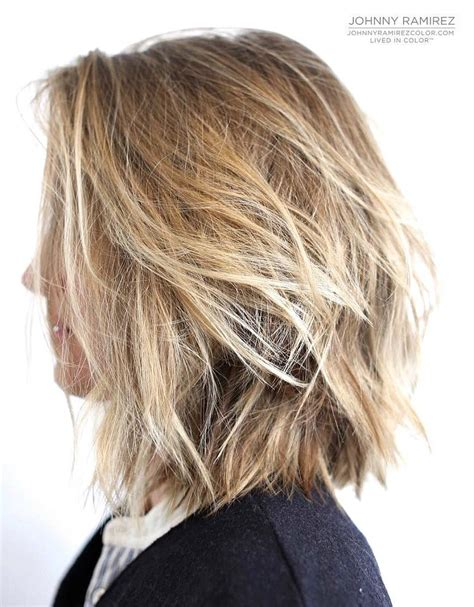 medium length wash wear hairstyles 70 brightest medium length layered haircuts and hairstyles
