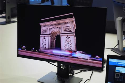 Monitor Oled Dell S 4k Oled Monitor Outshines Its New Pcs