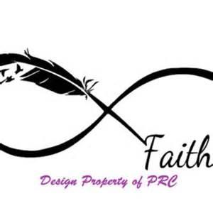 Infinity Faith Faith Infinity Car Decal Car Sticker From Prcdecals On Etsy