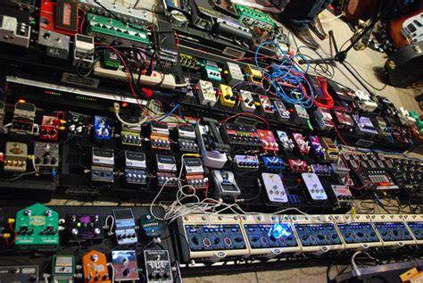 amazing cing gear let s get your guide to effects pedals noisey