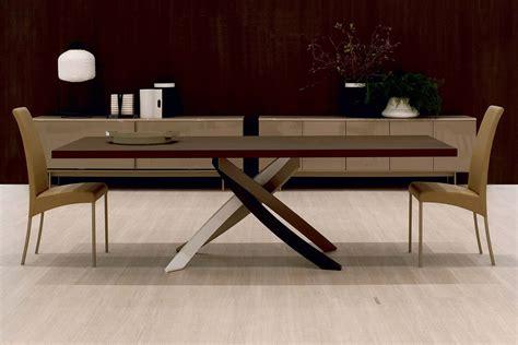 tavoli berloni artistico wood tavolo di design di bontempi casa fisso