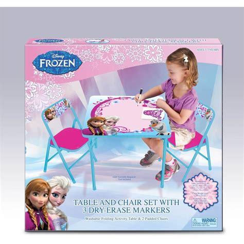 frozen erasable activity table activity table set disney frozen erasable activity table