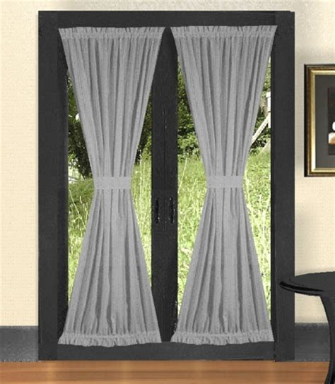 french doors curtains french door curtains enhancing plain doors