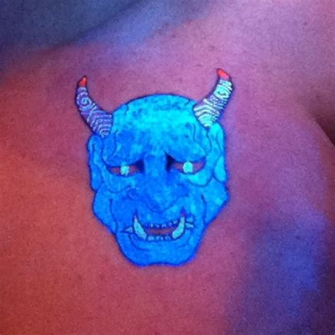 uv tattoo healing my chest with uv before healing by therealdarkzidane on