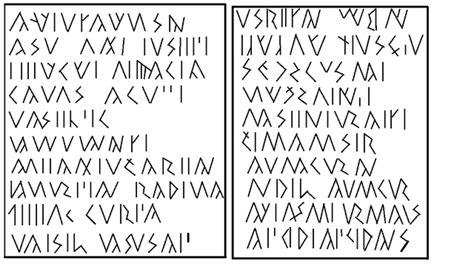 per conoscenza nelle lettere sinsikava it nuova teoria sull origine delle lettere