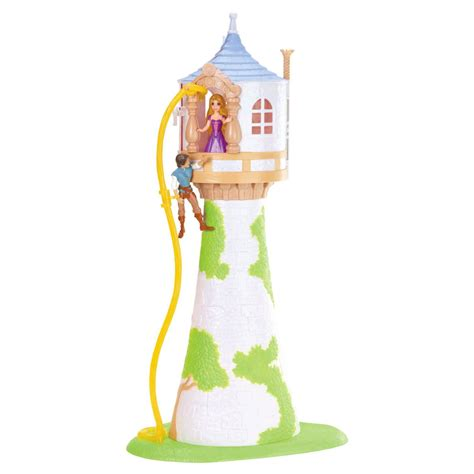 doll house castle towers disney princess rapunzel s doll magic tower house flynn doll tangled play set ebay