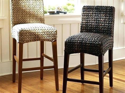 Woven Counter Height Stools by Woven Counter Height Swivel Bar Stools Pamcallow Home