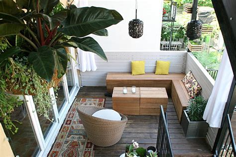 balcony gardens prove no space is small for plants