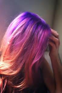 sunset colored hair 17 best images about hair of a different color on