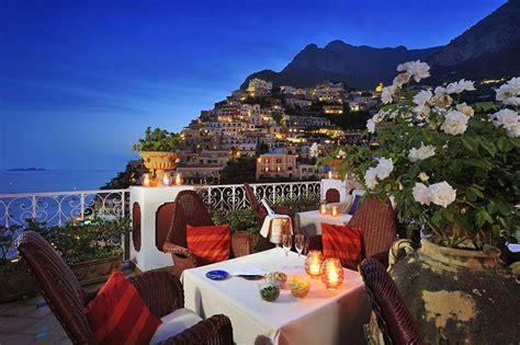 positano best restaurants la sponda restaurant positano italy