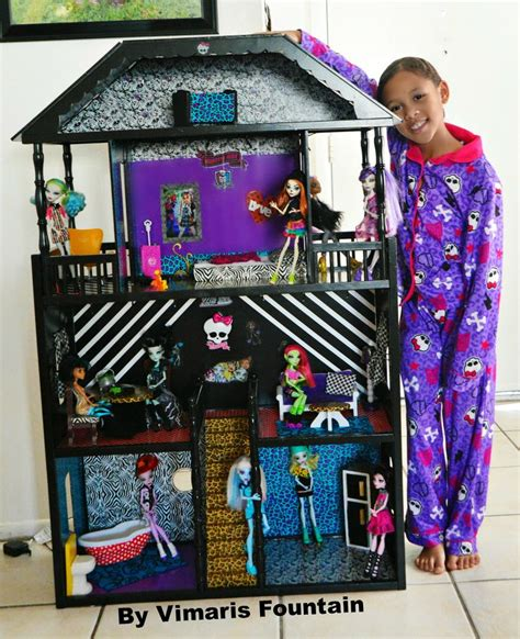monster house dolls 17 best ideas about monster high house on pinterest monster high dollhouse house