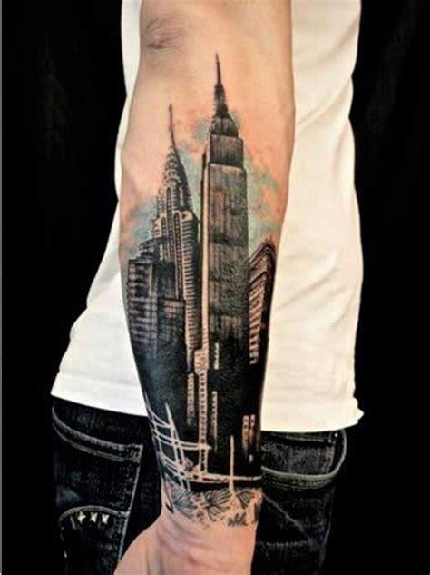 tattoo school nyc gratte ciel new york inkage