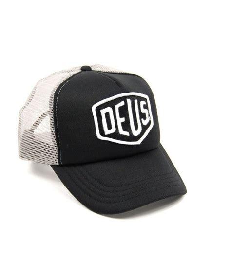Kaos Deus 9 Buy Side deus baylands trucker cap black grey deus ex machina