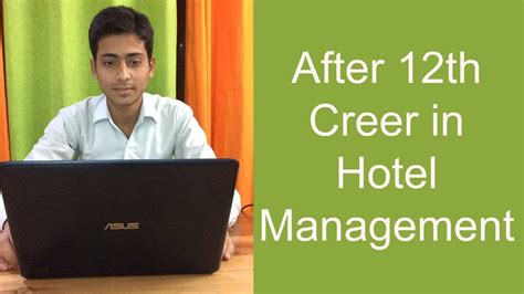 Mba Marketing After Hotel Management by Hotel Management After 10th 12th Hospitality Mba
