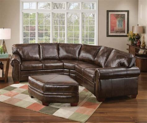 Simmons Sofa Set by Simmons Upholstery Leather Sectional Sofa Set