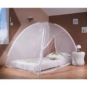 moustiquaire mobile pour lit 2 places 200 x 150 x 150 cm