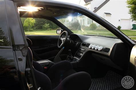 S13 Coupe Interior by How To Build A Datsun 510 A Lot Engine Swaps Custom
