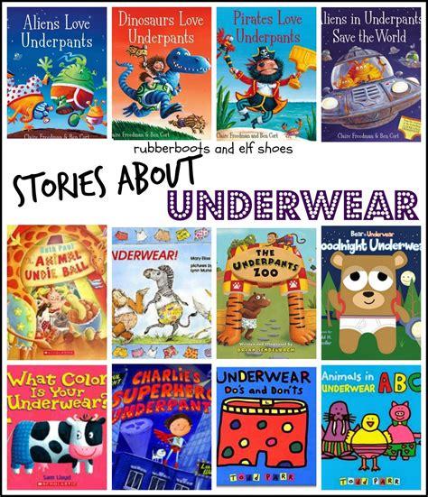 rubberboots and elf shoes rubberboots and elf shoes underwear books for kids