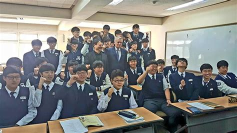 Seoul National Mba Fees by Visite Officielle En Cor 233 E De M Jean Marc Ayrault