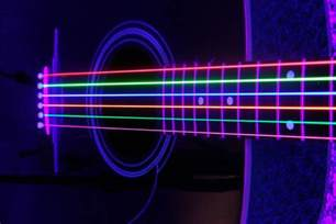 neon light string dr hi def neon multi color k3 coated acoustic guitar strings