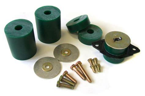 delrin motor mounts vwvortex bfi motor mounts polyurethane and