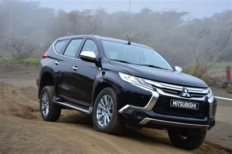 Outer All New Pajero Sport 2016 Model Sport Mb 002 image gallery pajero sport 2016