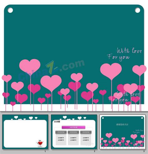 Love Background Ppt Templates Download Over Millions Powerpoint Models Free