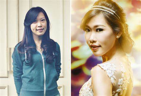 Make Up Yurica Darmawan make weddingku