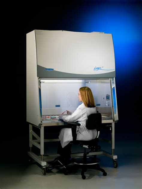 cleaning a biological safety cabinet purifier logic class ii type a2 biosafety cabinets