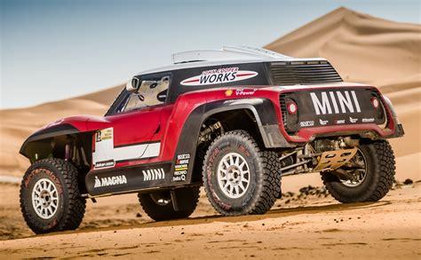 Mini Cooper Jcw Casecase Dan Semua Hp mini pertaruhkan jcw buggy dan rally ke rali dakar 2018