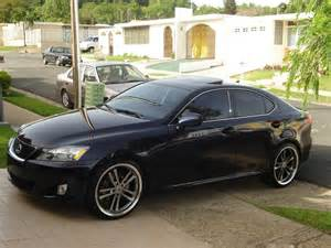 Lexus Is 2007 Lexus Is 250 2007