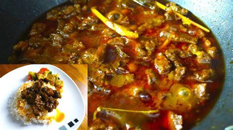 masak rendang indofood  biasa jadi luar biasa haha