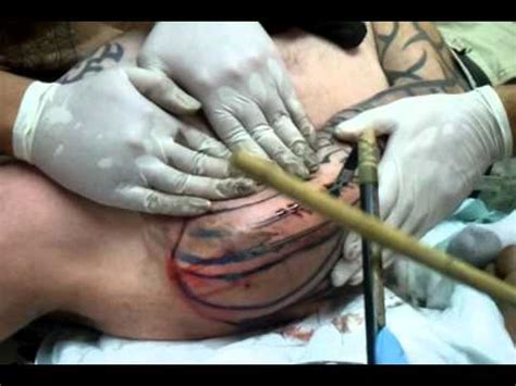 hand tapped tattoo tapping at soul signature shop